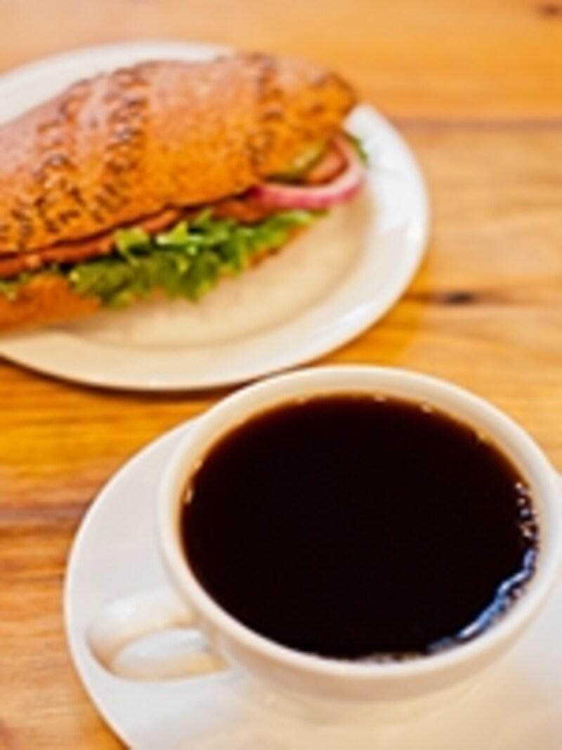 ノルウェーのパンとコーヒーundefinedカッフェ・ブレネリーエundefinedKaffebrenneriet