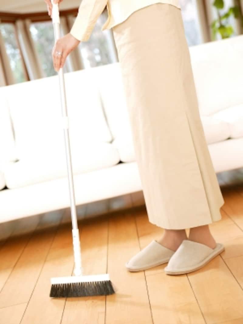 大掃除が終わったら、肌の汚れもキレイにすっきり!