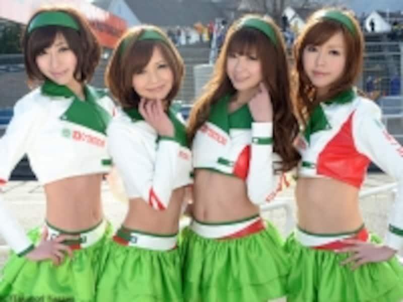 D'STATION2012フレッシュエンジェルス