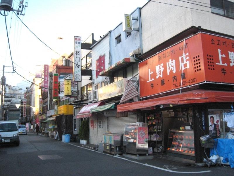 上野。高低差のある街で多様な楽しみを享受
