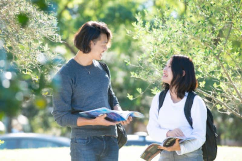 笑顔は最高のコミュニケーション