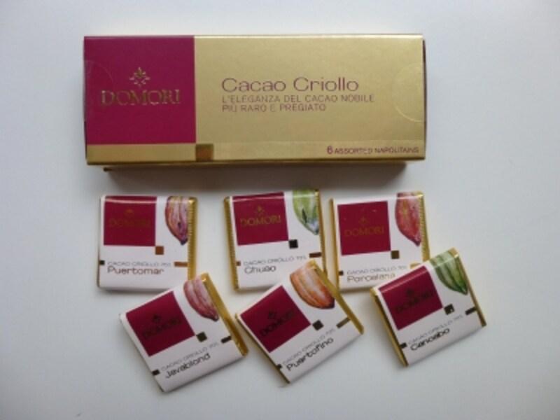 クリオーロシリーズ6種BOX