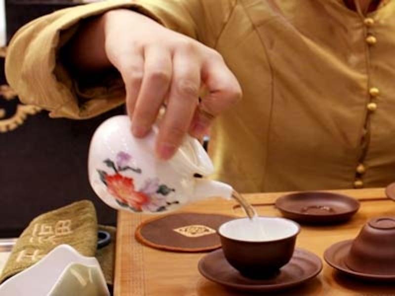 中国茶工夫茶