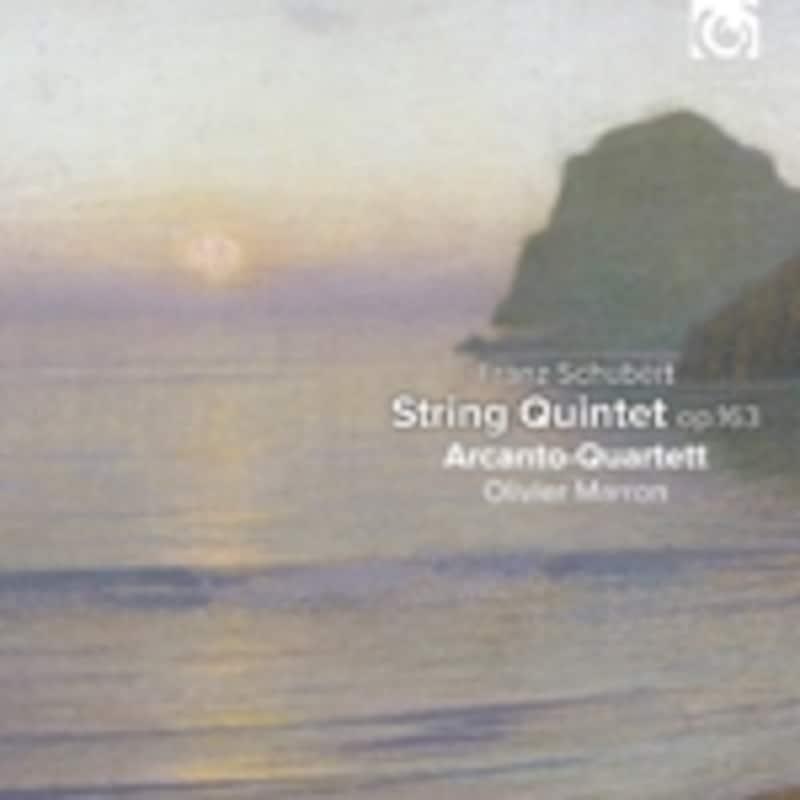 アルカント・カルテットによるシューベルト『弦楽五重奏曲』