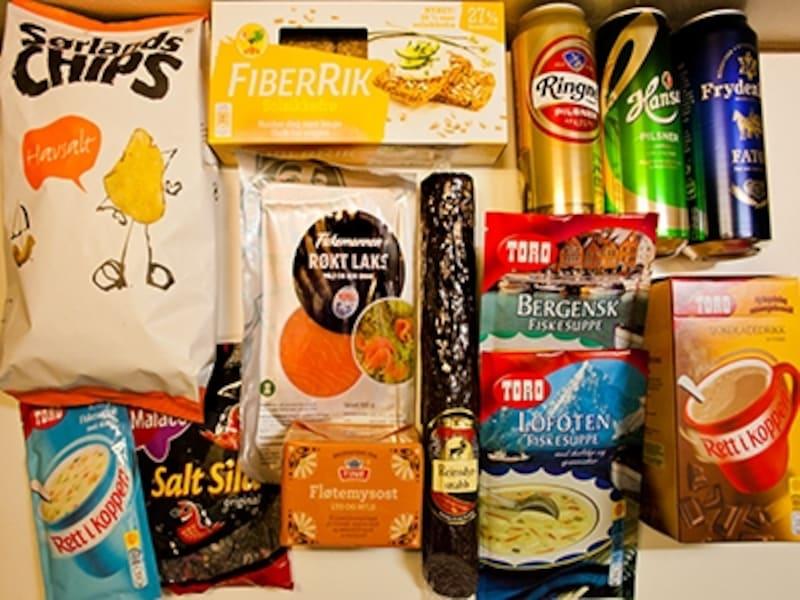 ノルウェーundefinedスーパーマーケット