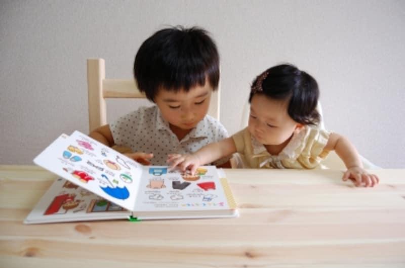 2歳の子供にオススメ!人気絵本ランキングBEST10