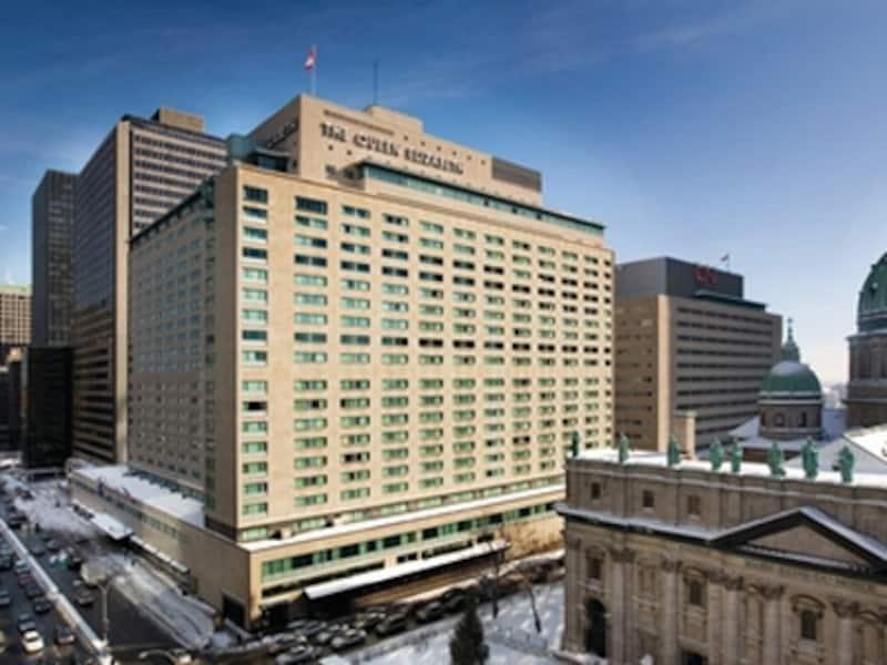 古城のような外観のホテルが多いフェアモントだが、このホテルは割りと普通(C)FairmontHotelsandResorts