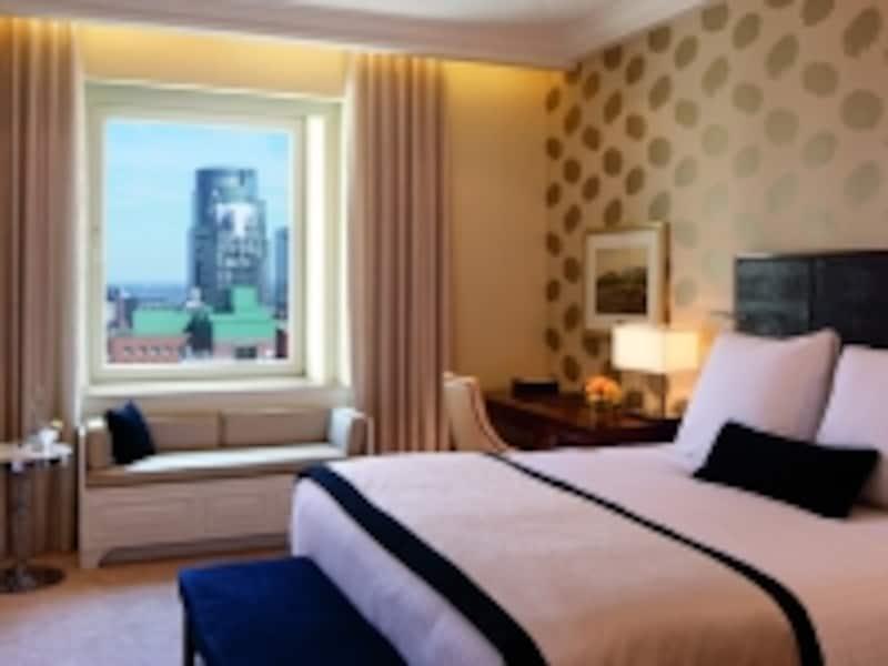 歴史あるホテルだが、新旧うまく融合し、使い勝手の悪さを感じさせないのはさすが(C)TheRitz-CarltonHotelCompany