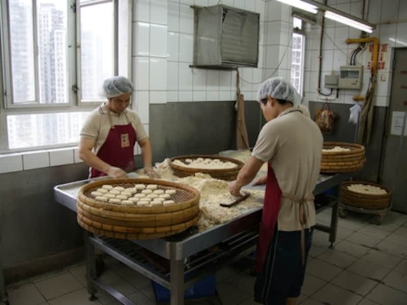 マカオの工場で製造される正真正銘メイド・イン・マカオの商品