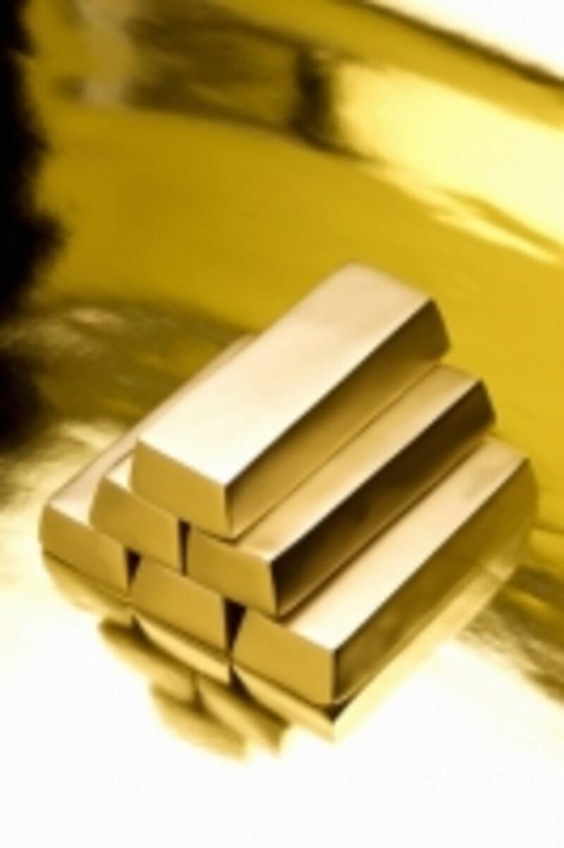 純金積立で一定額を積み立てる