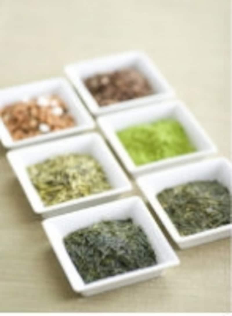 茶葉の種類