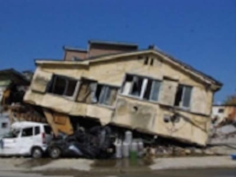 旧耐震の建物は要注意