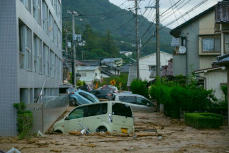 災害保険…自然災害の備えへの保険