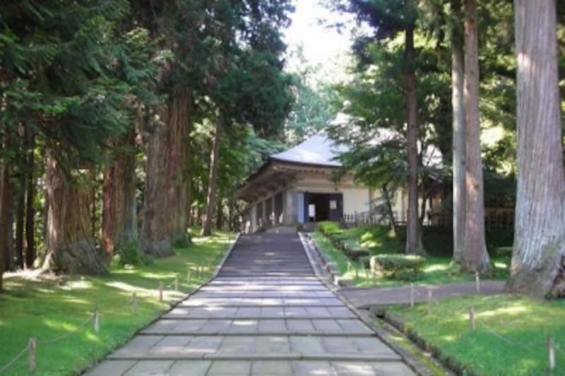 関山中尊寺