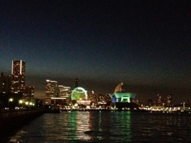 横浜夜景undefined