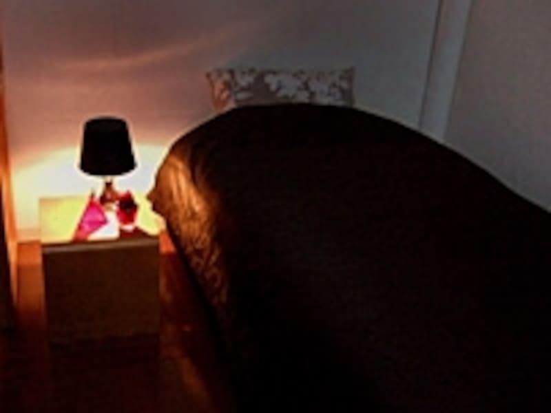 寝室照明例