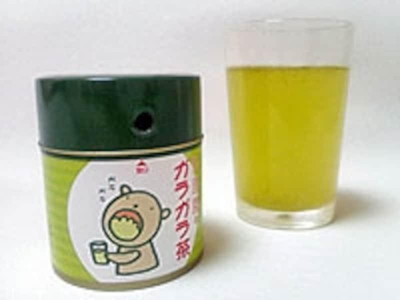 ガラガラ茶