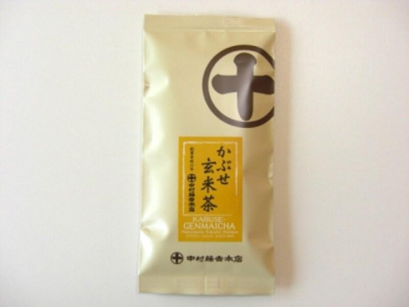 中村藤吉本店undefinedかぶせ玄米茶