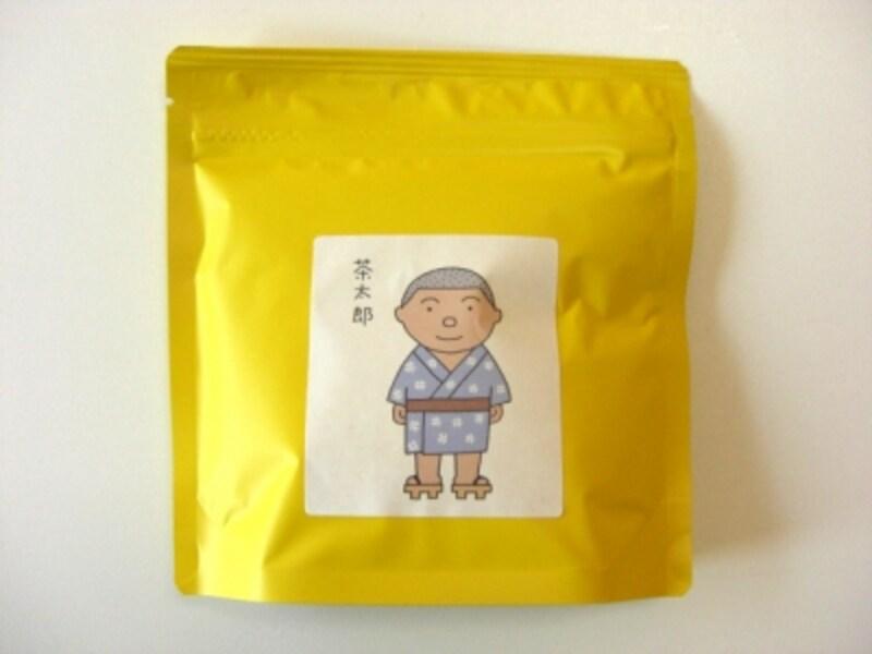 うおがし銘茶undefinedあっぱれ茶太郎