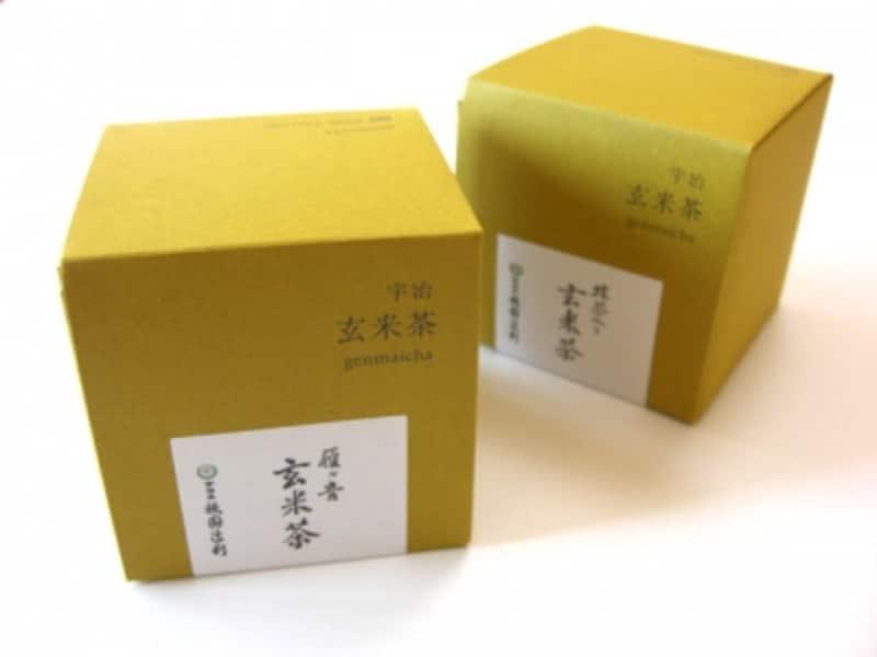 京都祇園辻利の玄米茶