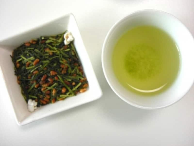 祇園辻利undefined雁ケ音玄米茶