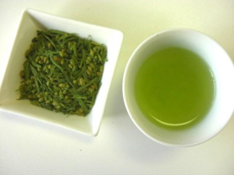 祇園辻利undefined抹茶入り玄米茶