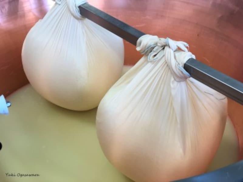 パルミジャーノ・レッジャーノ、チーズ