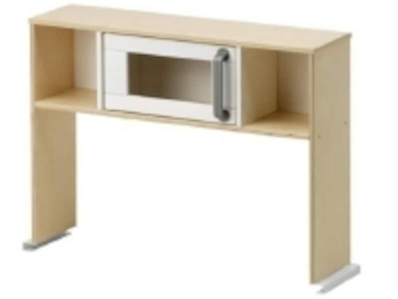 DUKTIGミニキッチン上部(2990円)を付けると、本格的なおままごと用キッチンが完成
