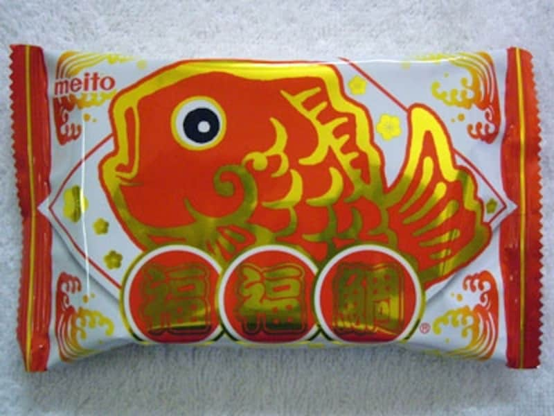 名糖産業福福鯛チョコレート
