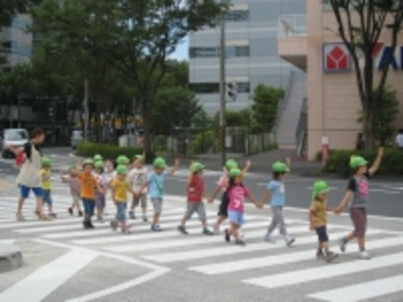 保育園の子ども達