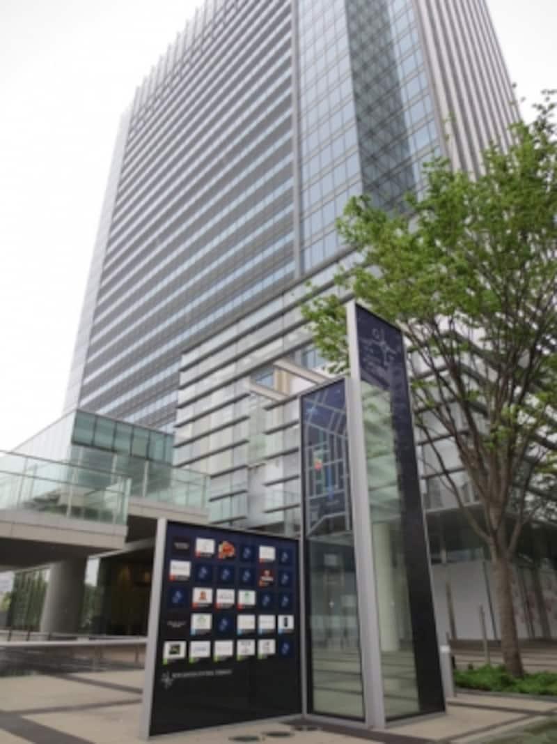 横浜美術館の並び、グランモール公園沿いにある、グルメリゾート「MMテラス」