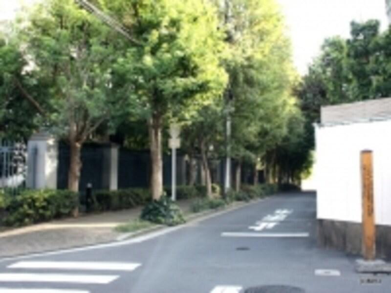 分譲マンションで初めてグッドデザイン賞を受賞した「麻布霞町パークマンション」