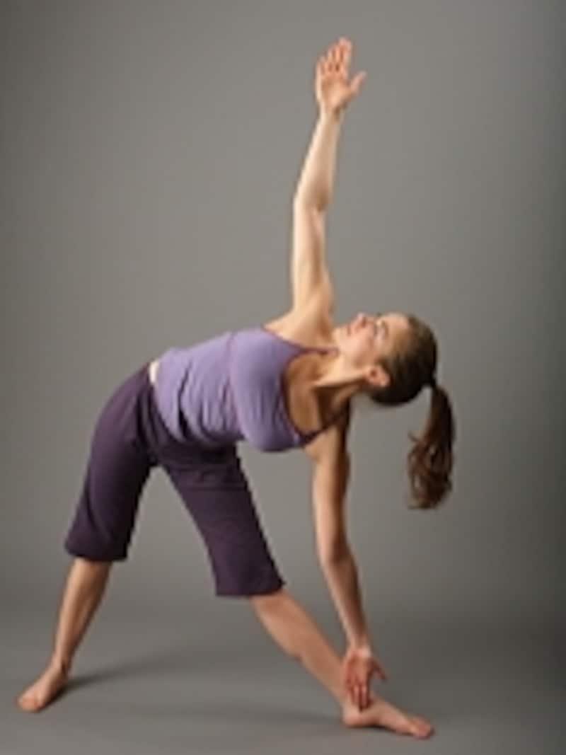 ヨガは筋力をつけ、基礎代謝を上げて美しいボディラインを作ります。心身共に美しい人を目指して、ヨガを習慣にしてみては?