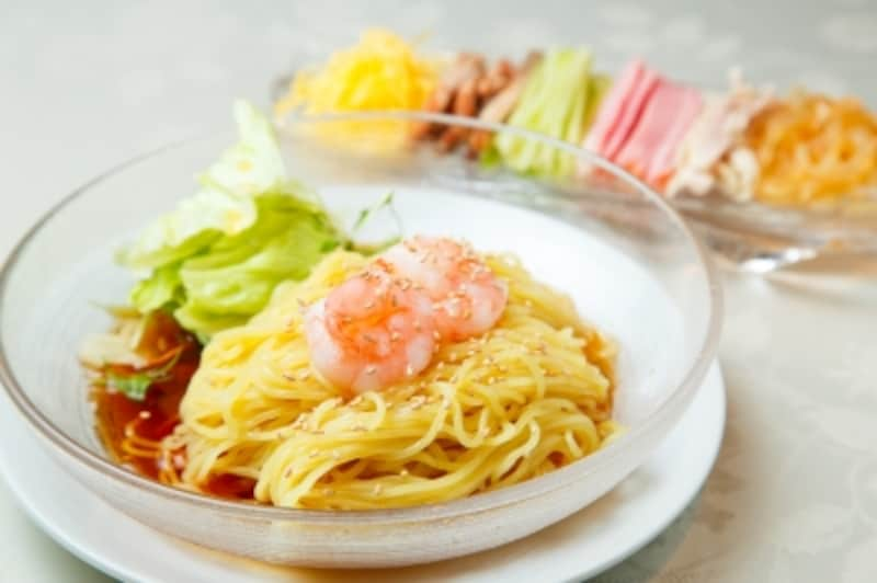 涼拌麺1300円