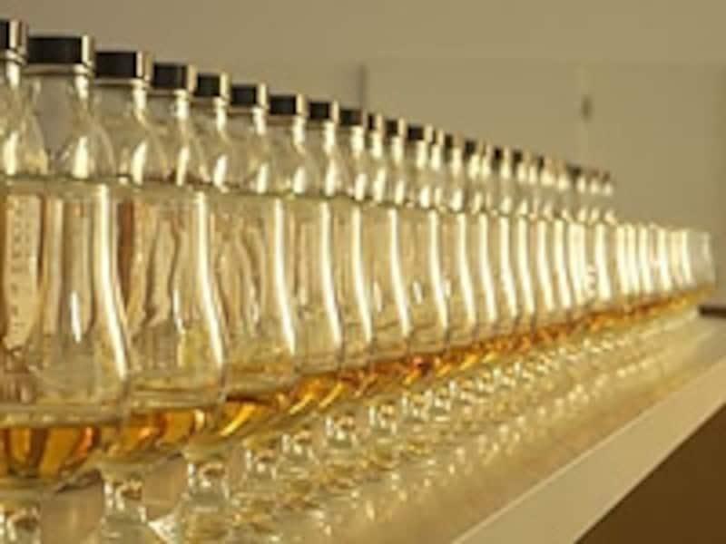 芳しく咲くモルトウイスキー