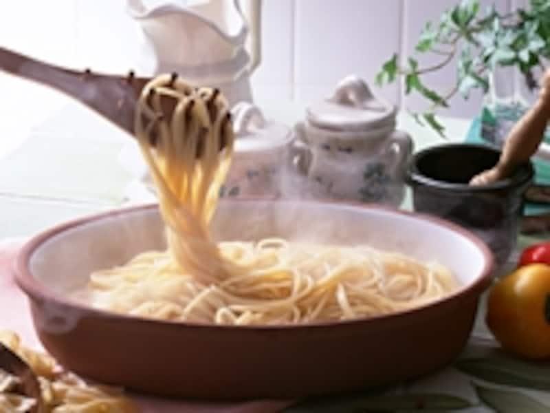 家庭でも簡単に生パスタを味わえるように!