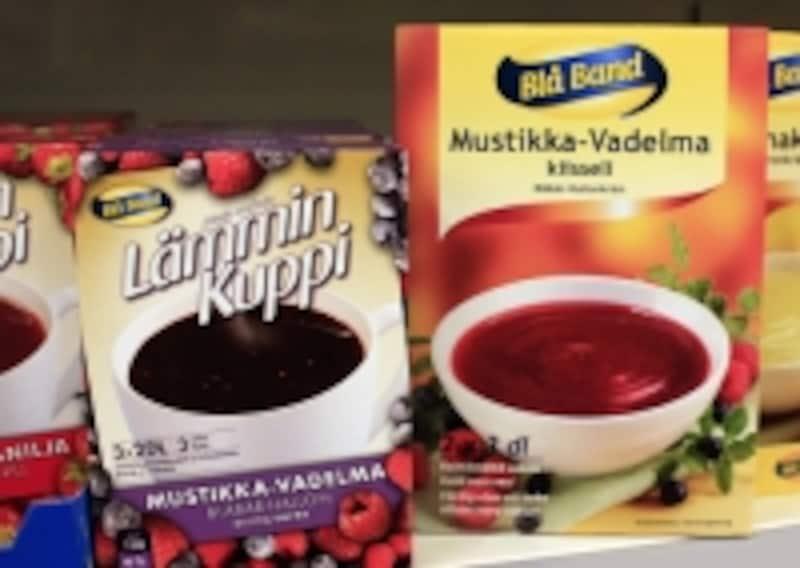 ベリースープ