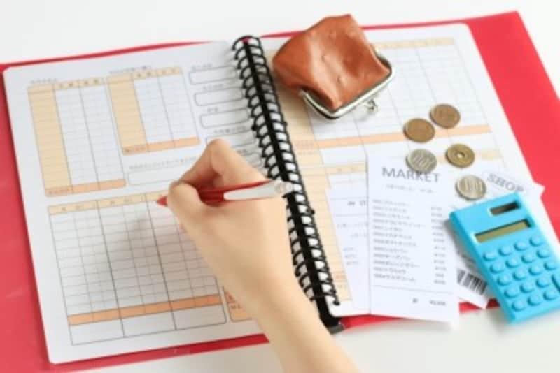 家計簿をつけるハードルのひとつが費目の仕分け