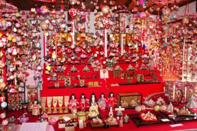 全国各地のひな祭りイベント/【福岡】柳川雛祭りさげもんめぐり