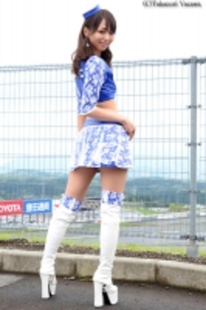 成島桃香/2012SARDイメージガール