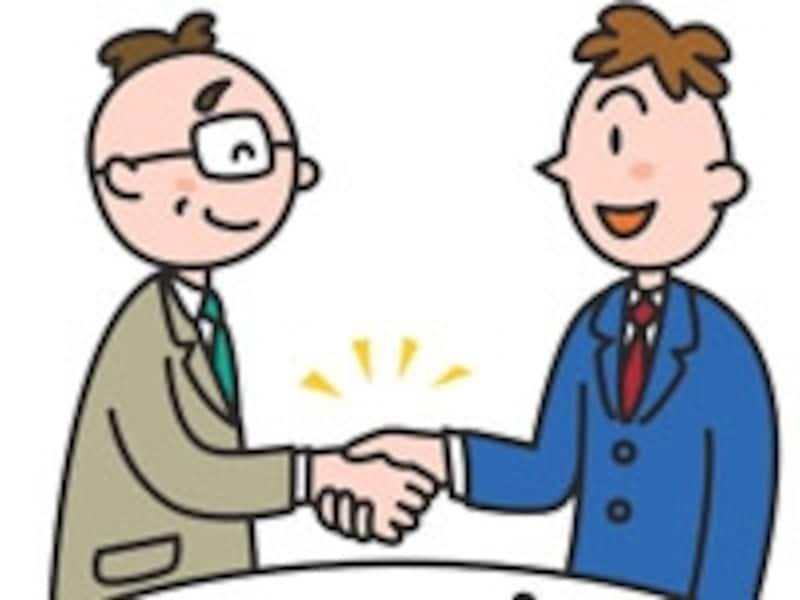 取引先ごとに商談を管理する