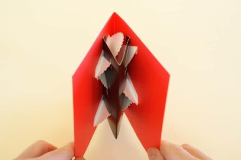 popupグリーティングカード