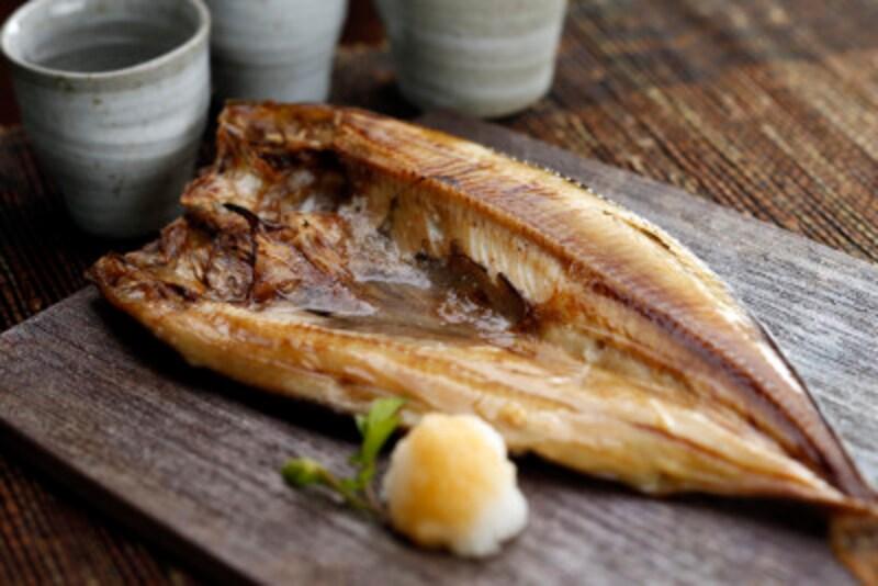 塩焼きや酢じめなど料理幅が広い青魚