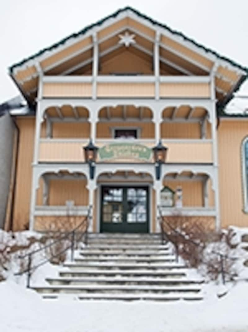 北欧ノルウェーのクリスマス村
