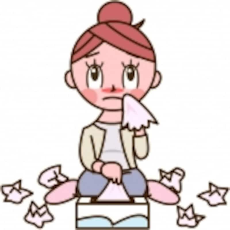 花粉症のつらい症状にはアロマが役立ちます