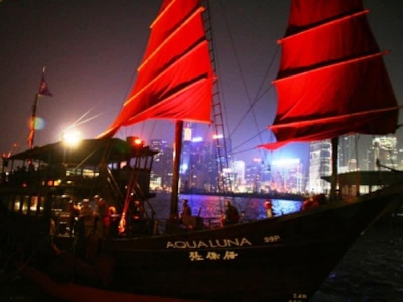 乗船は香港側と九龍側の二か所