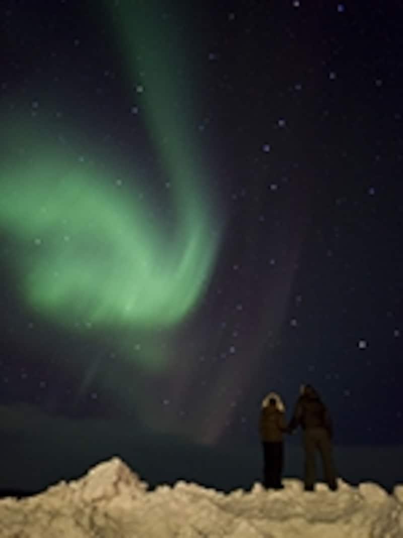 ノルウェーのオーロラ