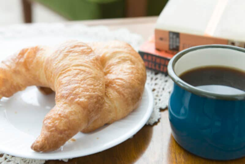 croissantの読み方は?フランス語の楽しい覚え方