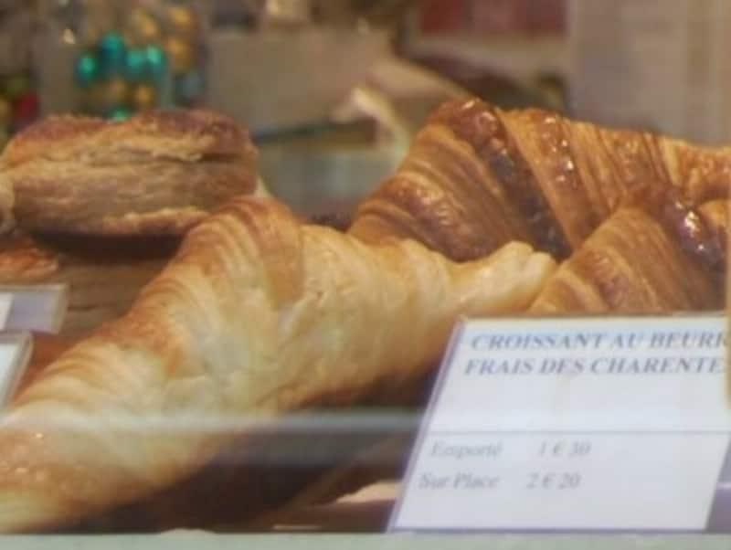 croissantはどう読む?