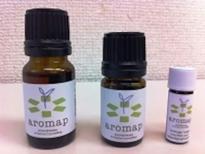 ケモタイプは商品になっているものはそんなにはありません。ぺパーミントの香りがするユーカリは、ハーブ調が心地よく香ります。